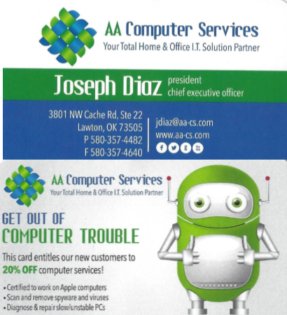 AA Computer Services