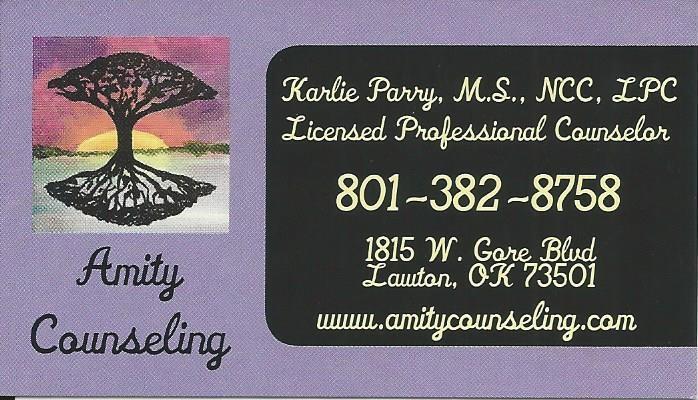 Amity Counseling