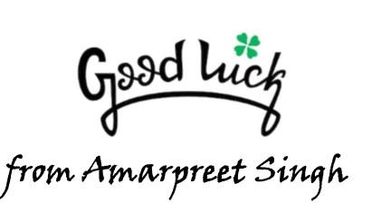 GL from Amarpreet Singh