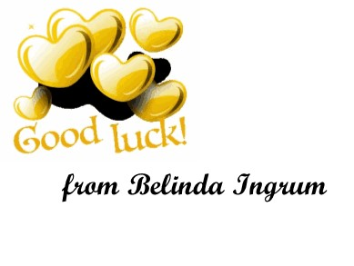 GL from Belinda Ingrum