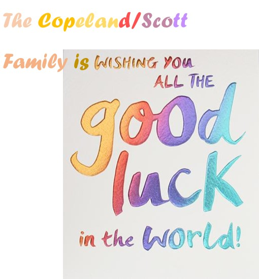 GL from Copeland-Scott Family