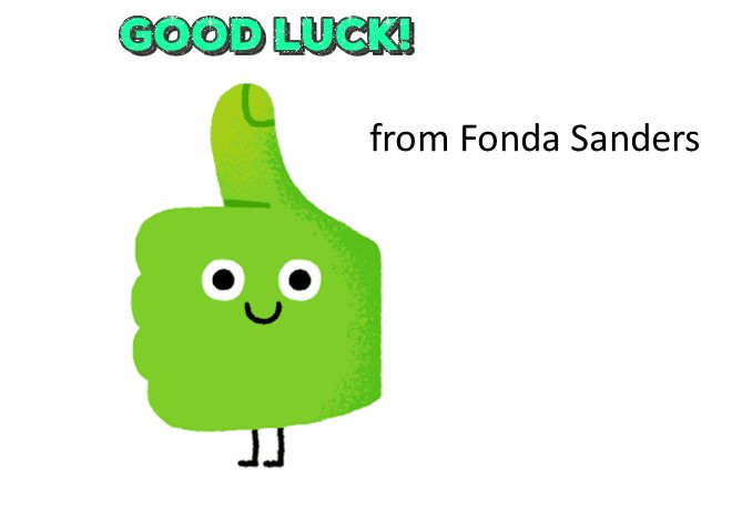 GL from Fonda Sanders