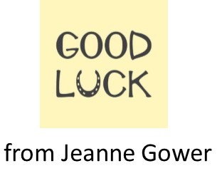 GL from Jeanne Gower