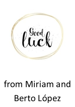 GL from Miriam and Berto Lopez