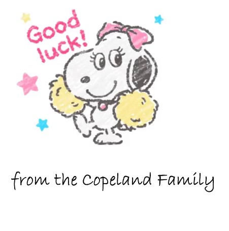 GL from the Copeland Family
