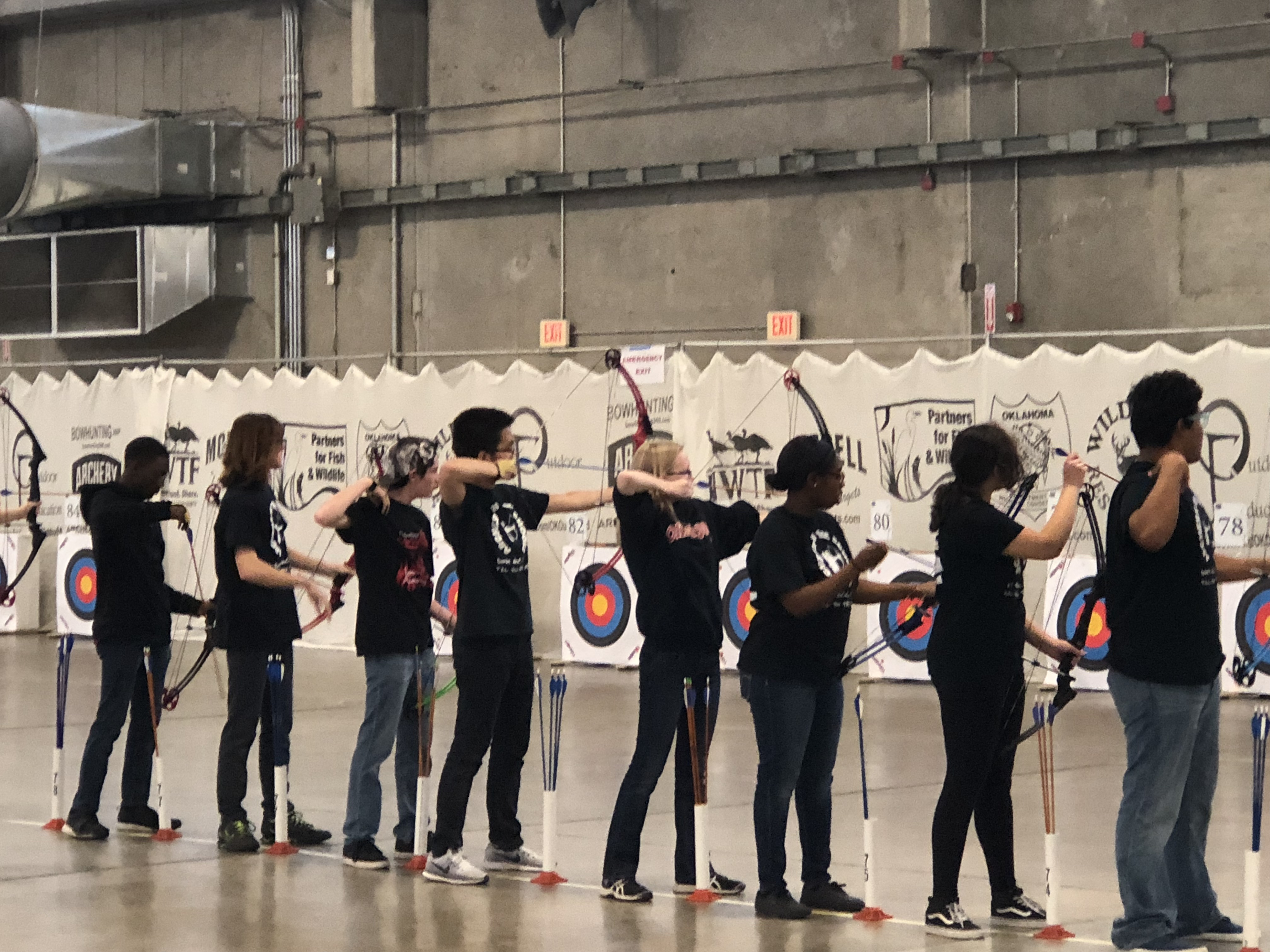 2018 State Archery Meet