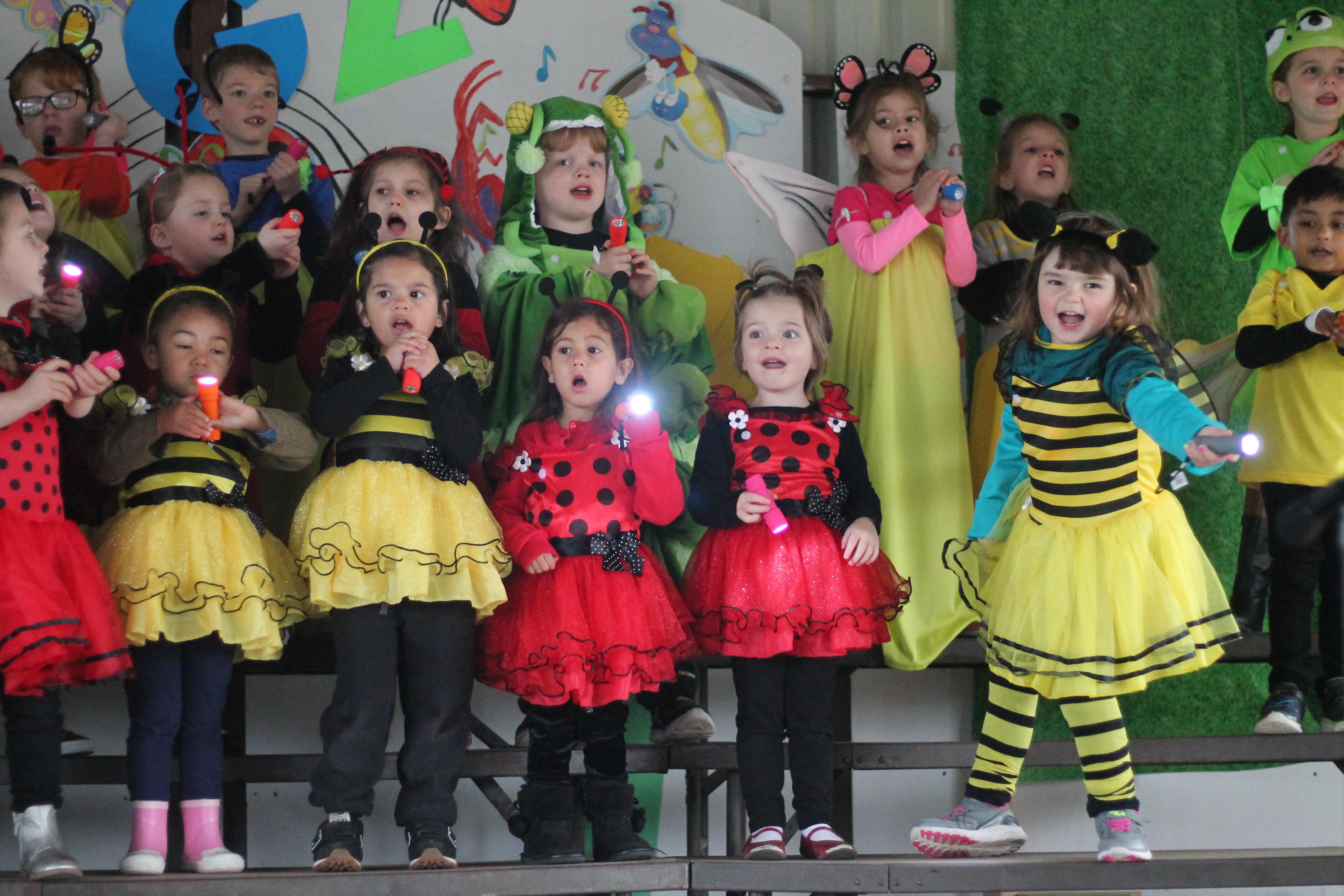 Cub Choir:  BUGZ! Musical