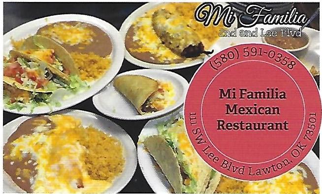 Mi Familia Mexican Restaurant