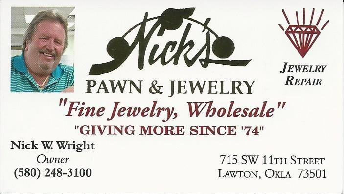Nick's Pawn & Jewelry