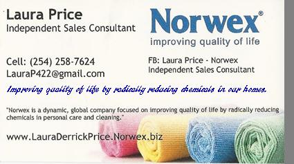 Norwex Laura Price