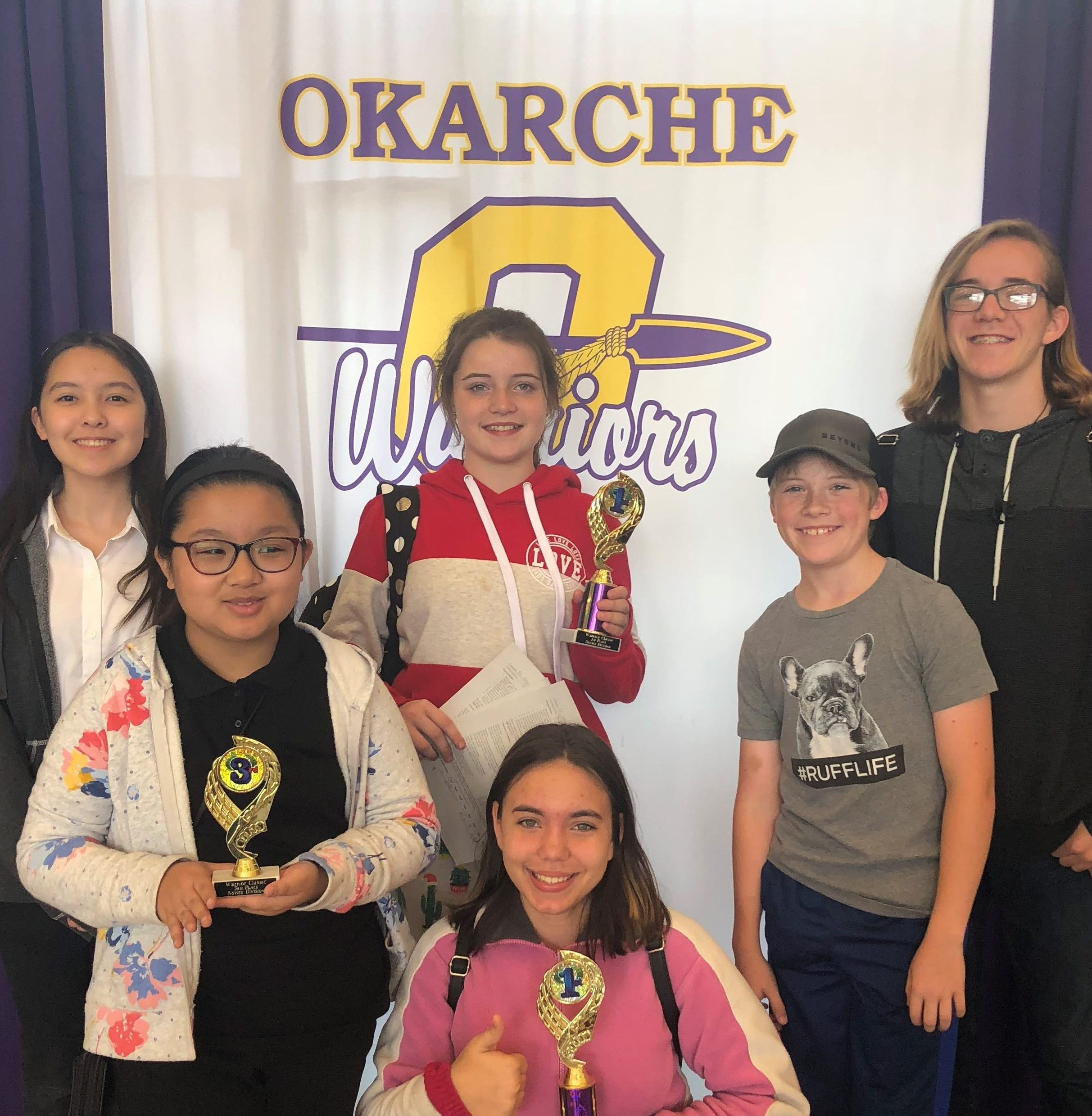 Okarche Speech Tournament