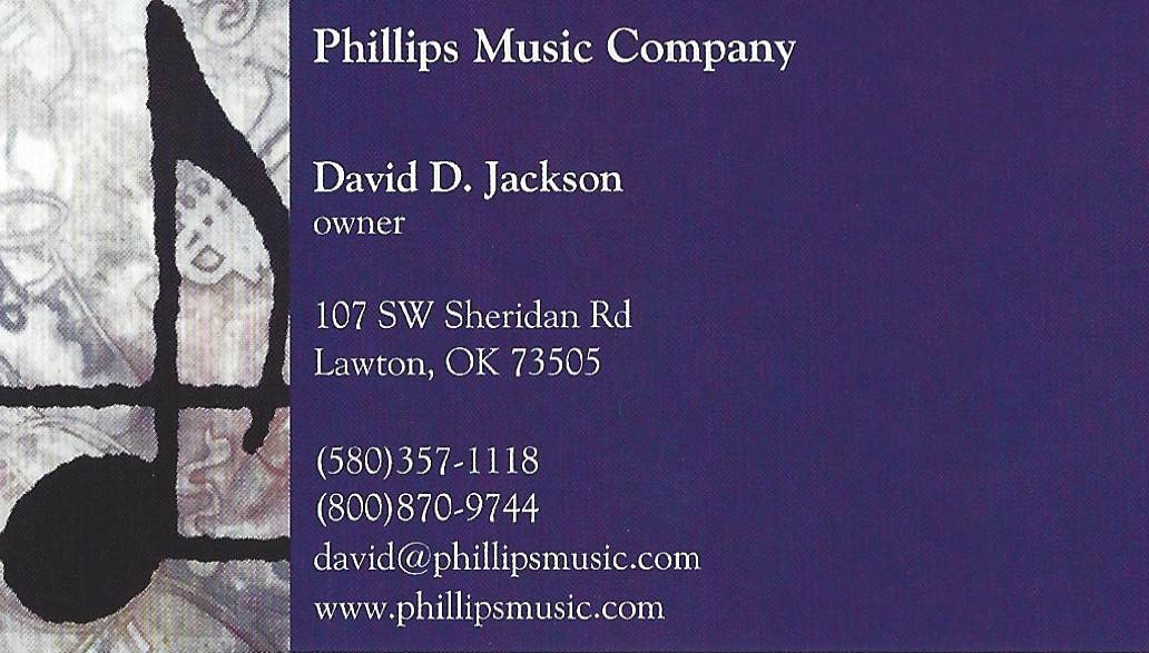 Phillips Music Company