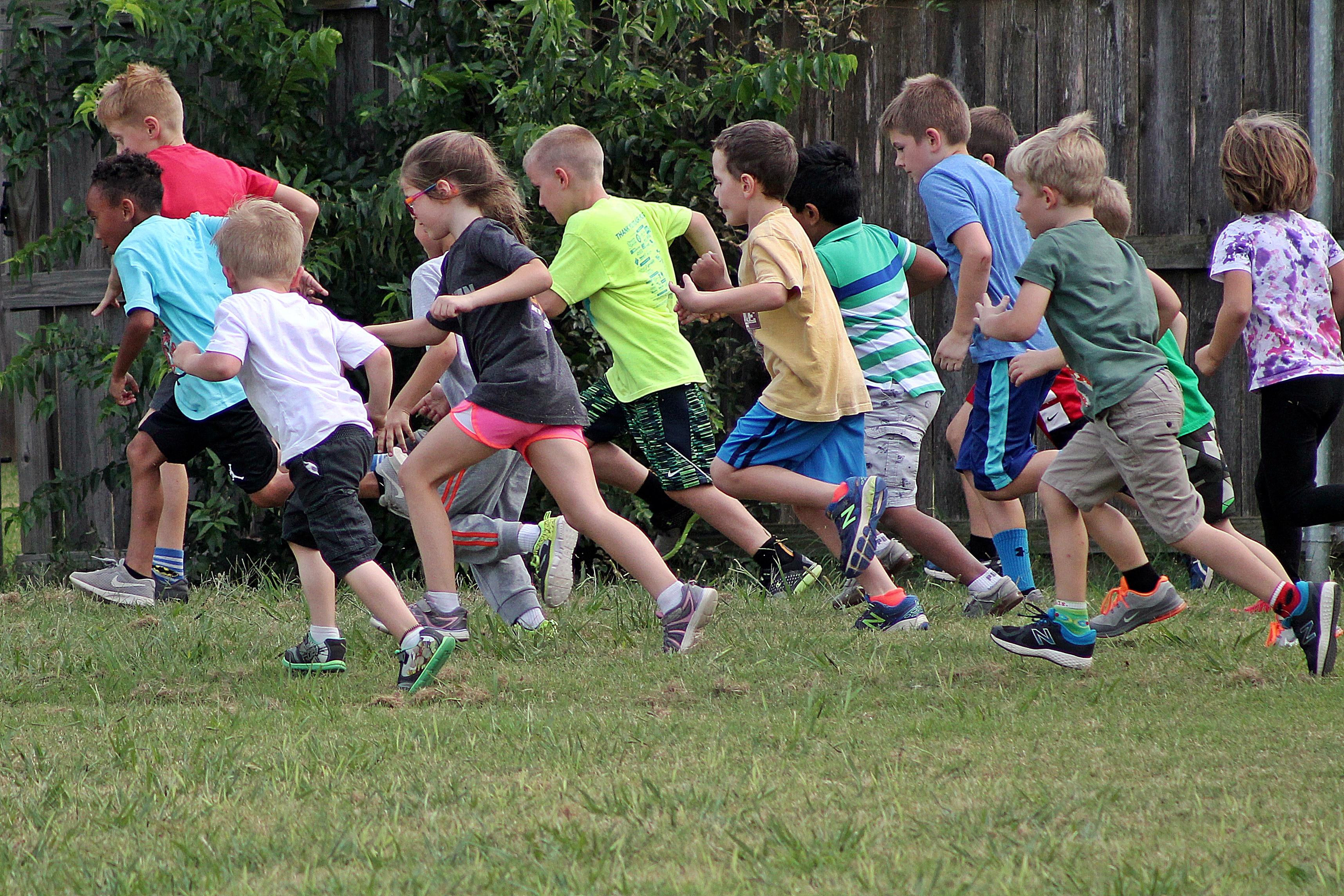 Elementary Running Club