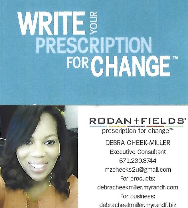 Rodan & Fields Skincare