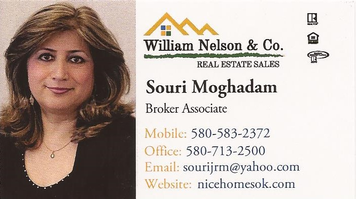 Souri Business Card