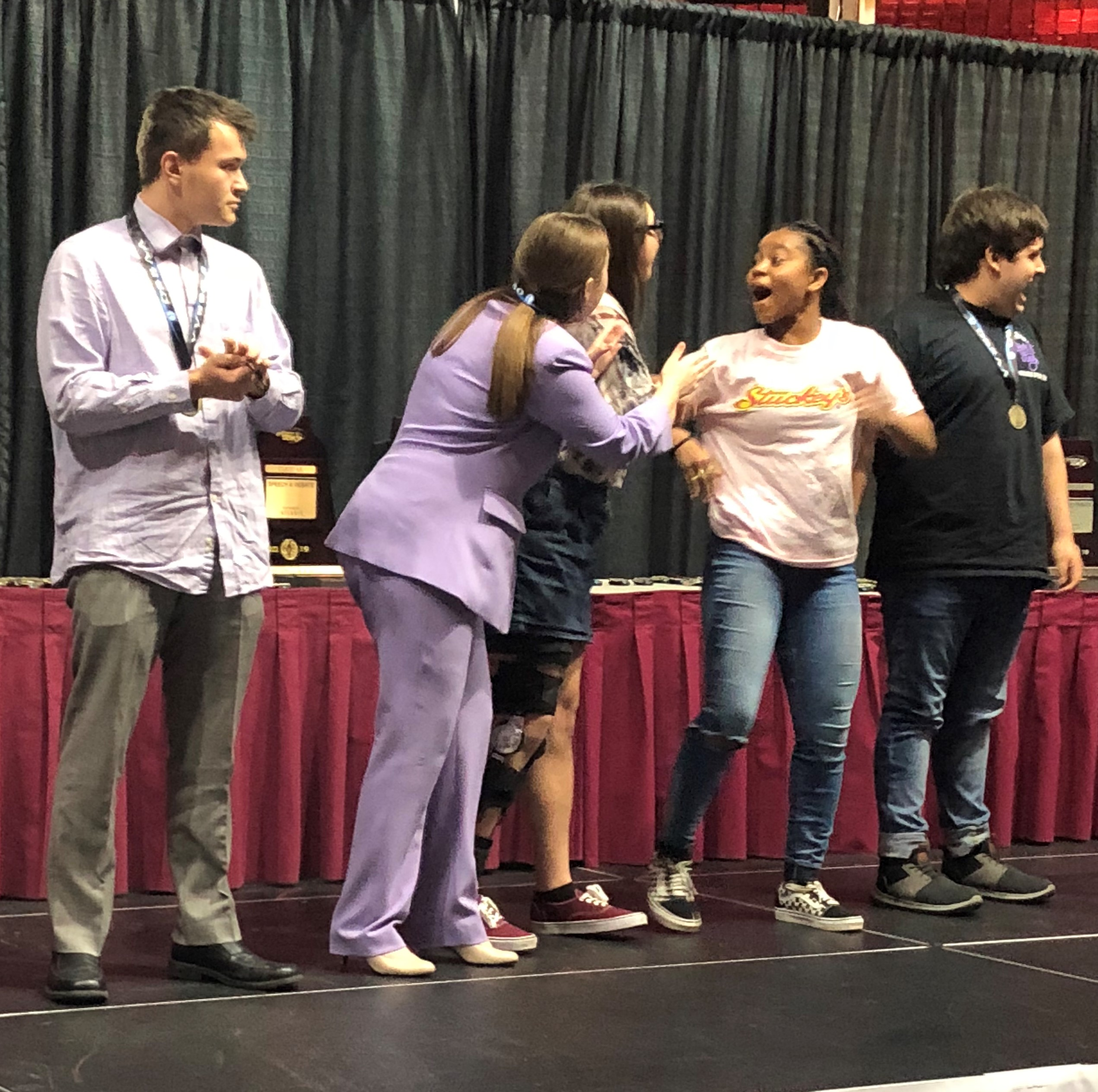 State Speech Champion - Monologue