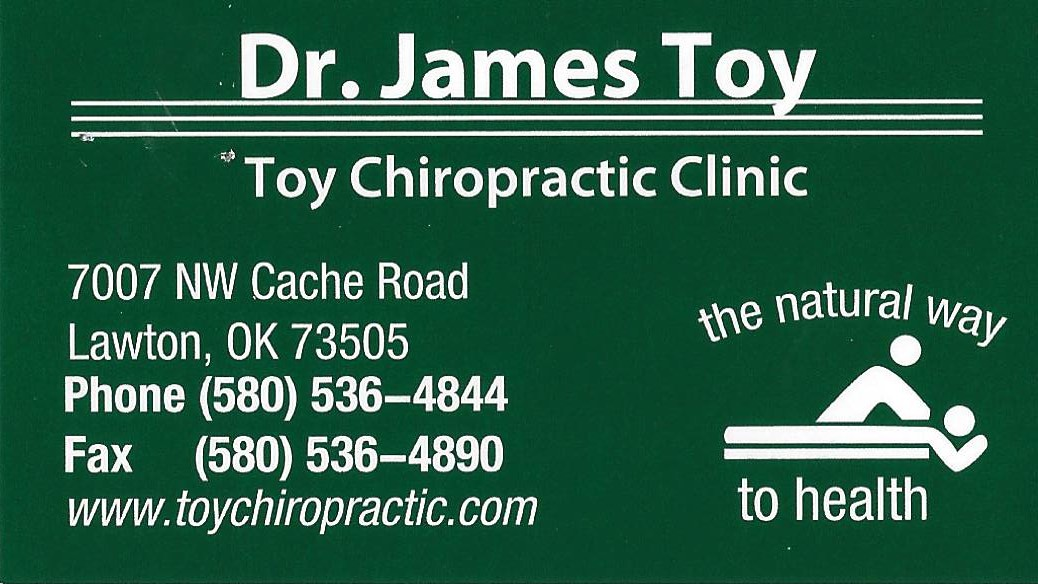 Toy Chiropractic
